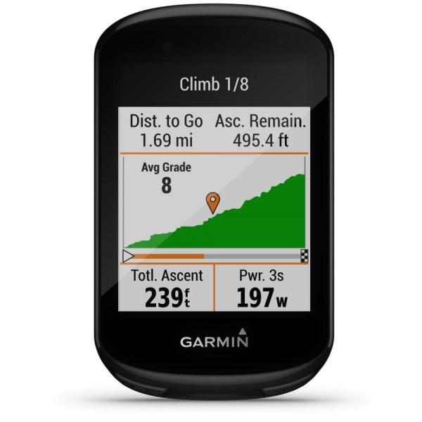 Garmin Edge 830 Performance Bundle mit HF Brustgurt und Radsensoren bei CardioZone entdecken und günstig online kaufen
