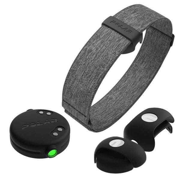 POLAR OH1+ optischer Puls-Sensor in Grau für alle Sportarten bei CardioZone günstig online kaufen