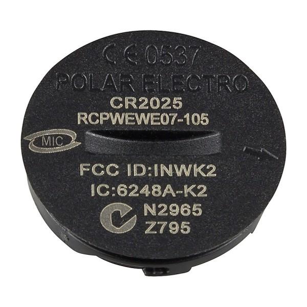 POLAR Ersatz Batteriedeckel für alle WearLink Sender