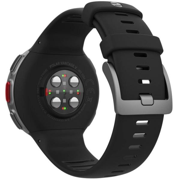 POLAR Vantage V schwarz GPS Multisport Uhr in Größe M/L bei CardioZone günstig online kaufen