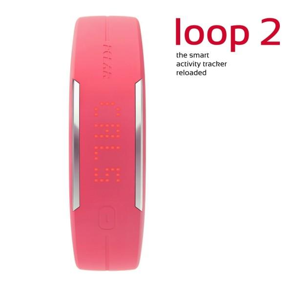 POLAR Loop 2 Activity Tracker in pink bei CardioZone günstig online kaufen