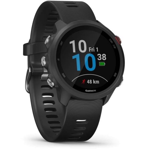 Forerunner 245 Music Schwarz GPS Lauf Sportuhr bei CardioZone günstig online kaufen