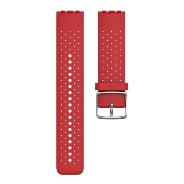 POLAR Vantage M Wechsel-Armband Silkon Rot bei CardioZone günstig online kaufen