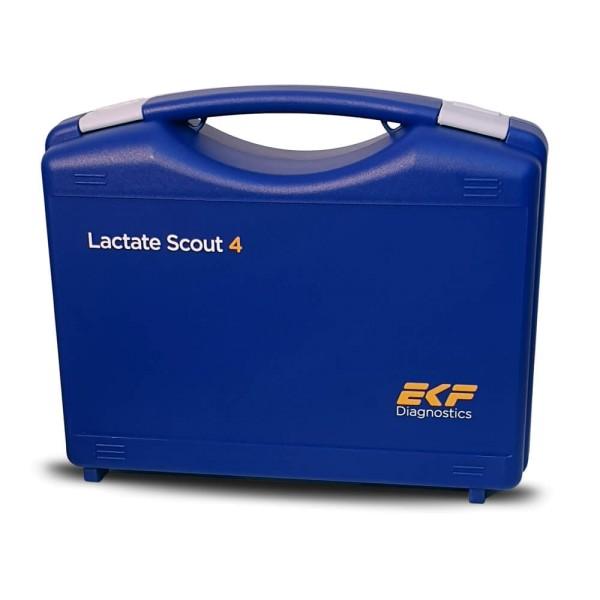 Lactate Scout 4 Systemkoffer mit Zubehör für die Laktatmessung bei CardioZone günstig online kaufen