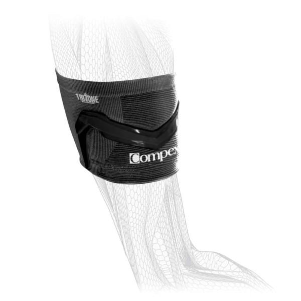 Compex Trizone Ellenbogen Sport-Bandage