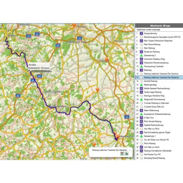Garmin Topo Deutschland V7 Pro microSD