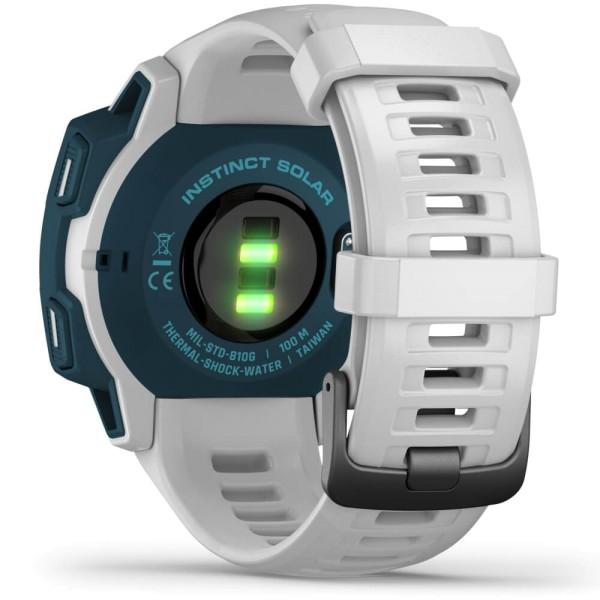 Garmin Instinct SOLAR Surf EditionCloudbreak Outdoor Smartwatch bei CardioZone online kaufen