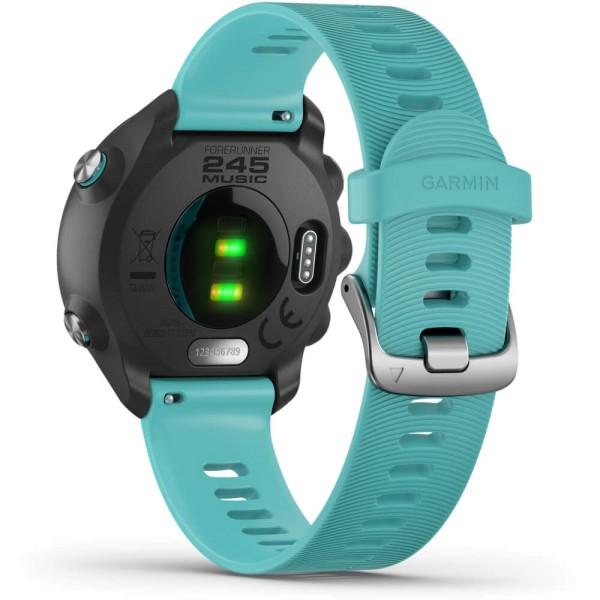 Forerunner 245 Music Frost-Blau GPS Lauf Sportuhr bei CardioZone günstig online kaufen