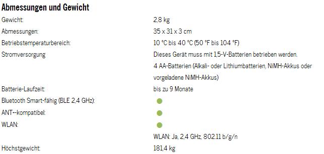 Tabelle-Garmin-Index-Waage-technische-Daten-01