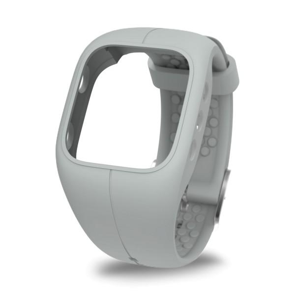 POLAR A300 Wechselarmband in grau und Größe L in unserem Online Shop guenstig zu kaufen