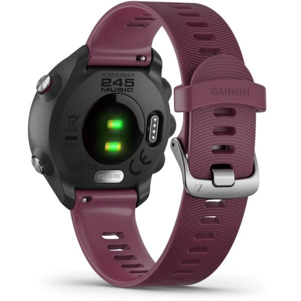 Forerunner 245 Merlot Rot GPS Lauf Sportuhr bei CardioZone günstig online kaufen