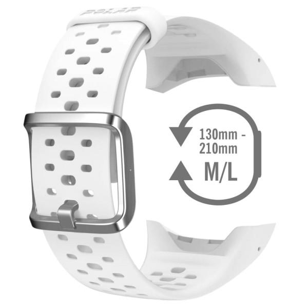 POLAR M400 / M430 Armband Weiss - Ersatzteil bei CardioZone günstig online kaufen