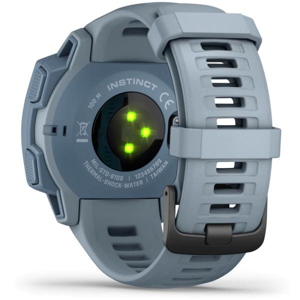 Garmin Instinct Outdoor Smartwatch in Bllau-Grün bei CardioZone günstig online kaufen