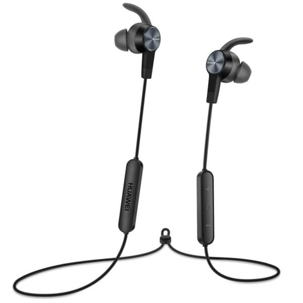 Huawei AM61 Lite In-Ear Sport Bluetooth Kopfhörer schwarz bei CardioZone guenstig online kaufen