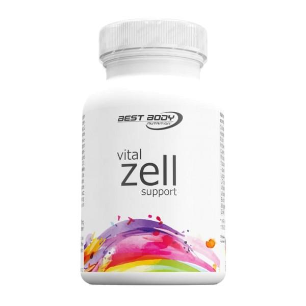 Best Body Nutrition - Vital Zell Support 100 Kapseln bei CardioZone guenstig online kaufen