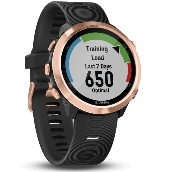 Garmin Forerunner 645 Music Schwarz/Rose Gold GPS-Lauf Pulsuhr bei CardioZone guenstig online kaufen