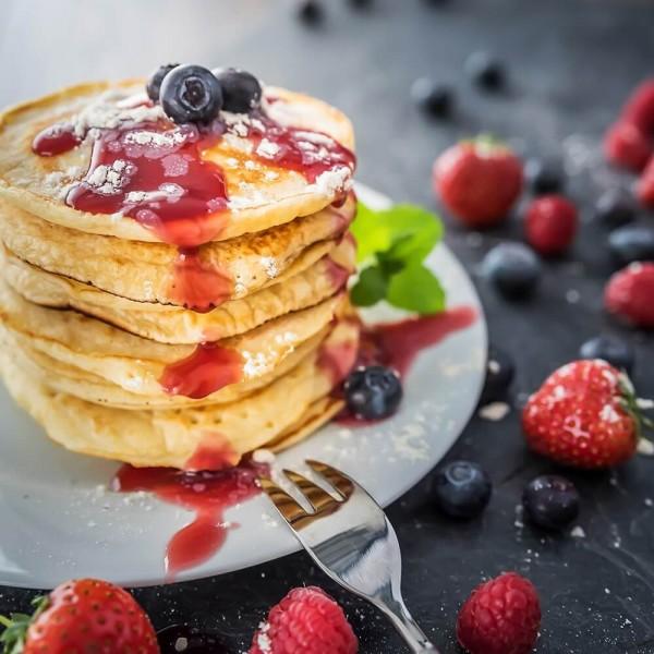Fit4Day Protein Pancake 5x 50 g Beutel bei CardioZone günstig online kaufen