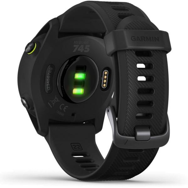 Garmin Forerunner 745 Schwarz/Schwarz GPS Lauf- u. Triathlonuhr bei CardioZone günstig online kaufen