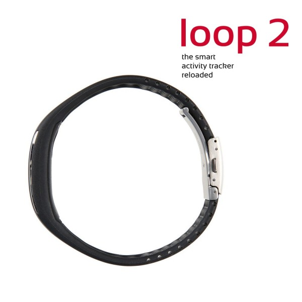POLAR Loop 2 Activity Tracker in schwarz bei CardioZone guenstig online kaufen
