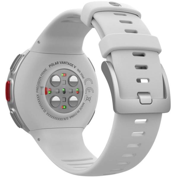 POLAR Vantage V weiss GPS Multisport Uhr in Größe M/L bei CardioZone günstig online kaufen
