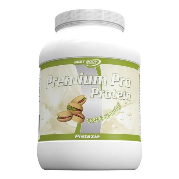 Best Body Nutrition - Premium Pro Eiweiss Shake Pistazie 750gr Dose bei CardioZone online kaufen