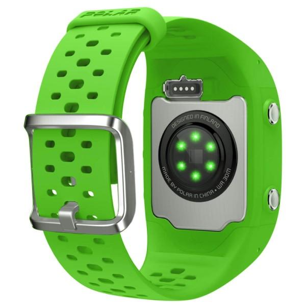 POLAR M430 grün GPS Laufuhr mit Pulsmessung am Handgelenk bei CardioZone guenstig online kaufen