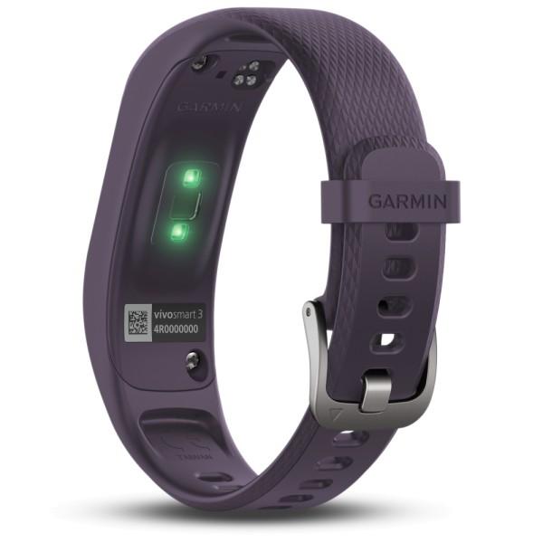 Garmin vivosmart 3 Fitness-Tracker in lila bei CardioZone guenstig online kaufen