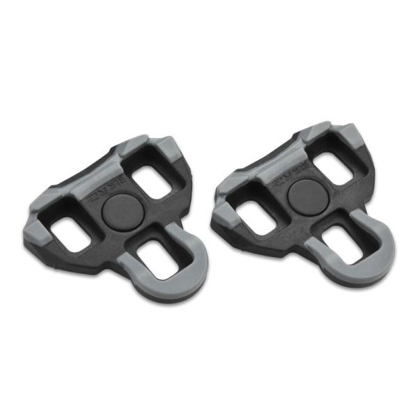 Garmin Vector Schuhplatten grau - 0° Bewegungsfreiheit