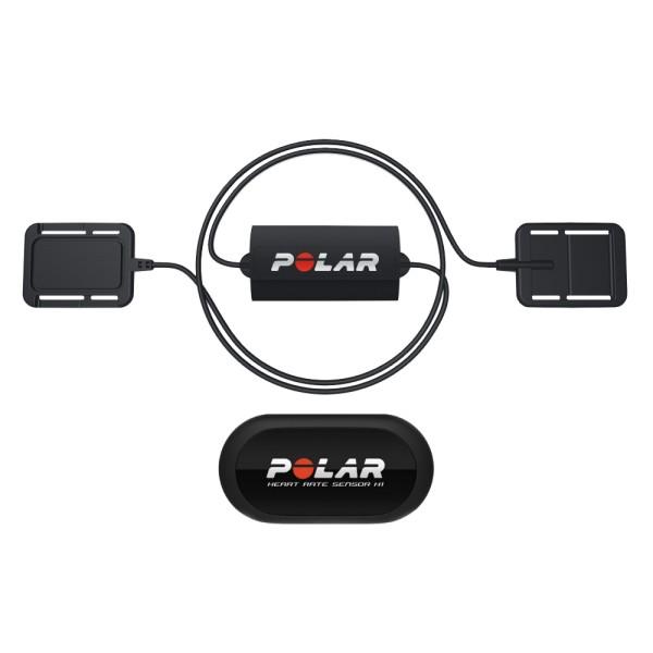 POLAR Equine H1 Sender-Set mit Sattel-Elektroden für den Reitsport