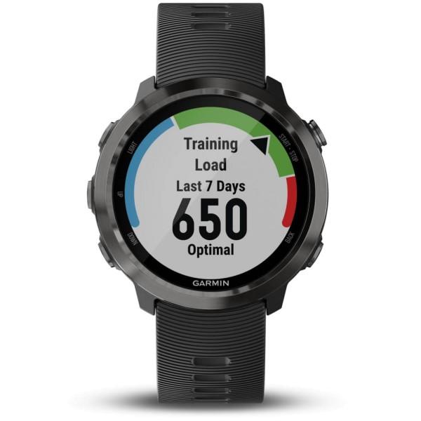 Garmin Forerunner 645 Music Schwarz/Slate GPS-Lauf Pulsuhr bei CardioZone guenstig online kaufen