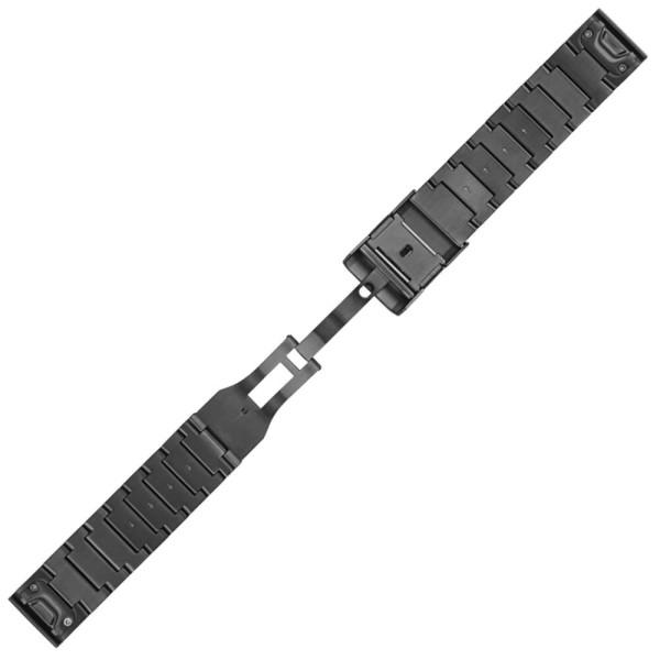 Garmin Quickfit 22mm Titan-Armband Grau Gr. M bei CardioZone guenstig online kaufen