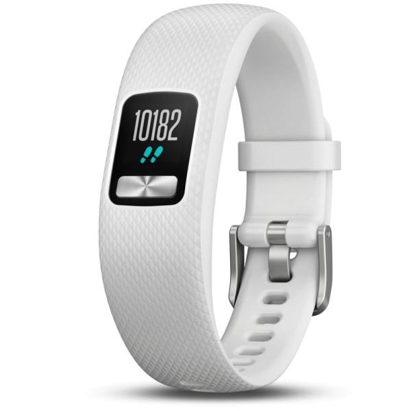 Garmin vivofit 4 Activity Tracker weiss (S/M) bei CardioZone guenstig online kaufen