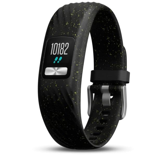 Garmin vivofit 4 Activity Tracker schwarzgefleckt (S/M) bei CardioZone guenstig online kaufen