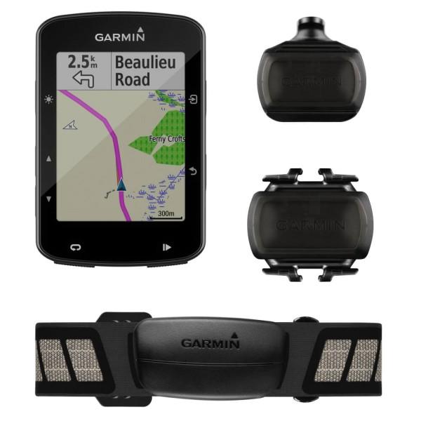 Garmin Edge 520 Plus Radcomputer Sensor Bundle mit Speed, Cadence, Herzfrequenz bei CardioZone guenstig online kaufen