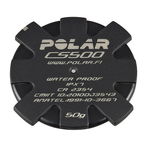 POLAR Ersatz Batteriedeckel für CS500 und CS500+ Radcomputer