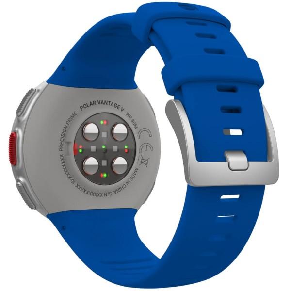 POLAR Vantage V Blau Profi-GPS Multisport Uhr - Größe M/L bei CardioZone günstig online kaufen