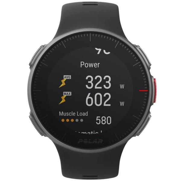 POLAR Vantage V HR schwarz GPS Multisport Uhr in Größe M/L mit H10 Bluetooth Brustgurt bei CardioZone günstig online kaufen