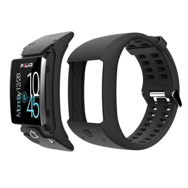 POLAR M600 Wechsel Armband in Schwarz in unserem Online Shop günstig online kaufen
