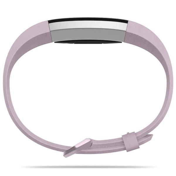 Fitbit Leder Armband Lavendel für Alta HR Activity Tracker bei CardioZone guenstig online kaufen