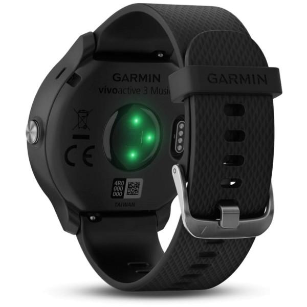 Garmin vivoactive 3 Music GPS-Smartwatch mit integriertem Musikplayer bei CardioZone guenstig online kaufen