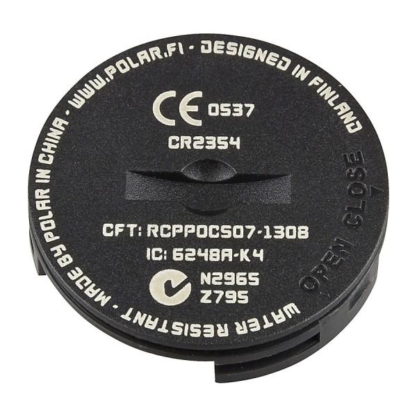 POLAR Batterie-Set CR2354 für viele Radcomputer - mit Deckel + Dichtung