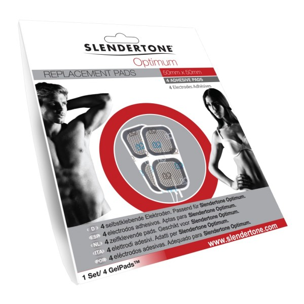 Slendertone Optimum Elektroden 50 x 50 mm