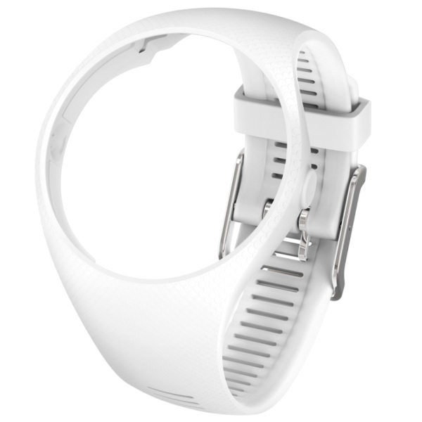 POLAR M200 Wechsel Armband schwarz in Groesse M/L bei CardioZone guenstig online kaufen