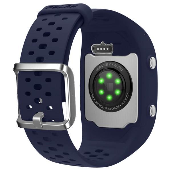 POLAR M430 blau GPS Laufuhr mit Pulsmessung am Handgelenk bei CardioZone guenstig online kaufen