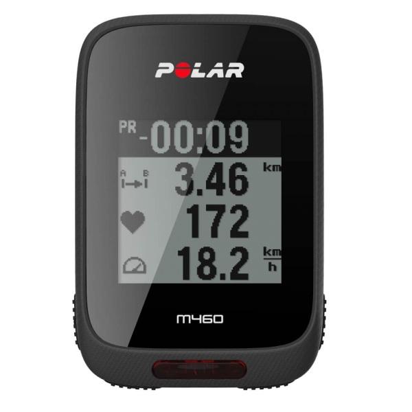 POLAR M460 GPS Radcomputer mit Bluetooth bei CardioZone guenstig online kaufen