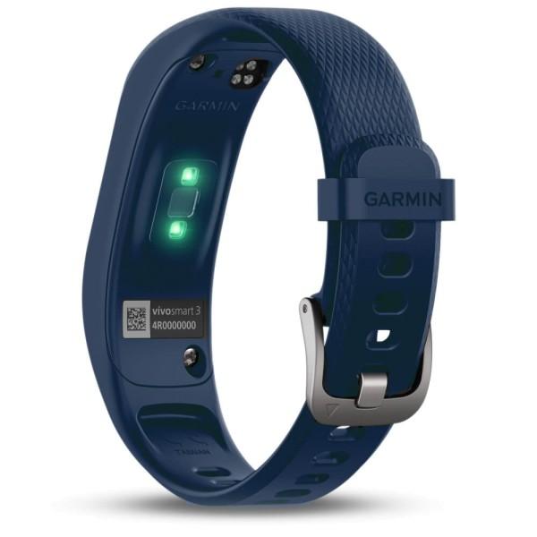 Garmin vivosmart 3 Fitness-Tracker blau - Größe S-M bei CardioZone guenstig online kaufen