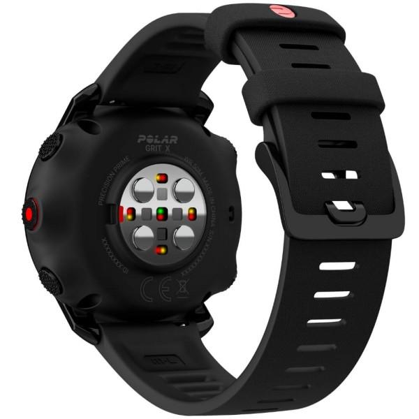 POLAR GRIT X Outdoor Multisportuhr Schwarz - Größe M/L bei CardioZone günstig online kaufen