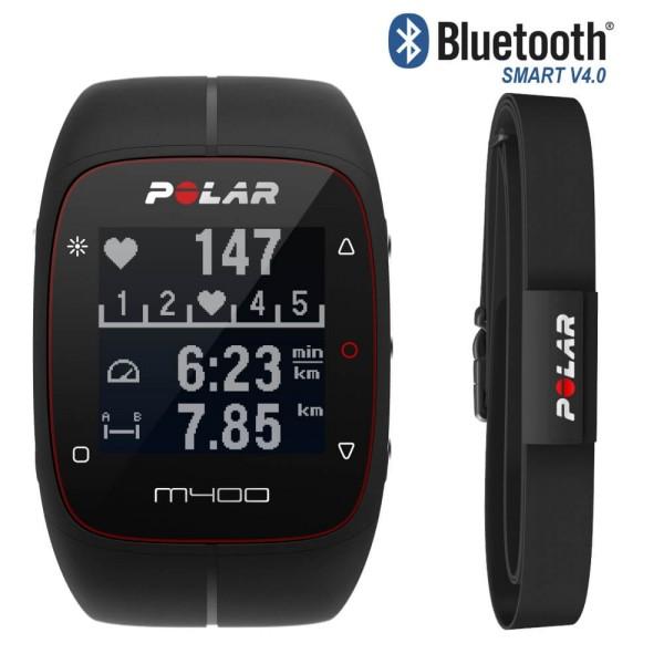 POLAR Equine M400 Trotting GPS Pulsuhr für freies Pferde Training bei CardioZone guenstig online kaufen