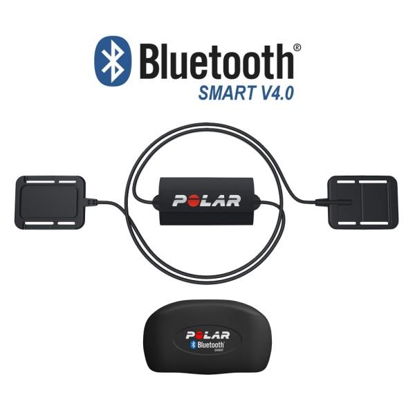 POLAR Equine H7 Bluetooth Smart Sender mit Elektroden für den Sattel bei CardioZone guenstig bestellen