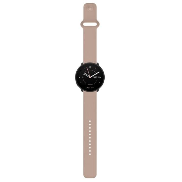 POLAR Silikon Schnellverschluss Armband 20mm Blush-Rosa Gr. S-L bei CardioZone günstig online kaufen